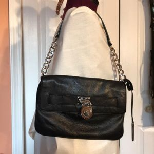Black Michael Kors small handbag
